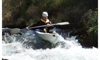 Kayak (Iniciación, medio, avanzado)